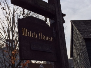 The home of Witch Trials Judge Jonathan Corwin