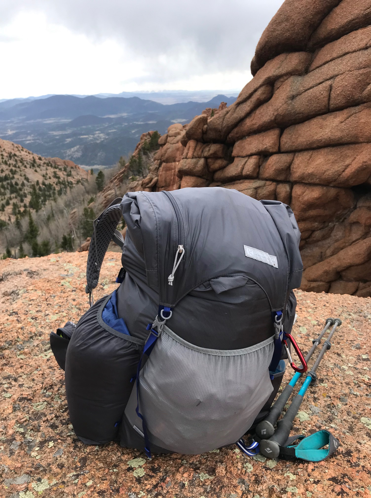 Gear List for Backpacking